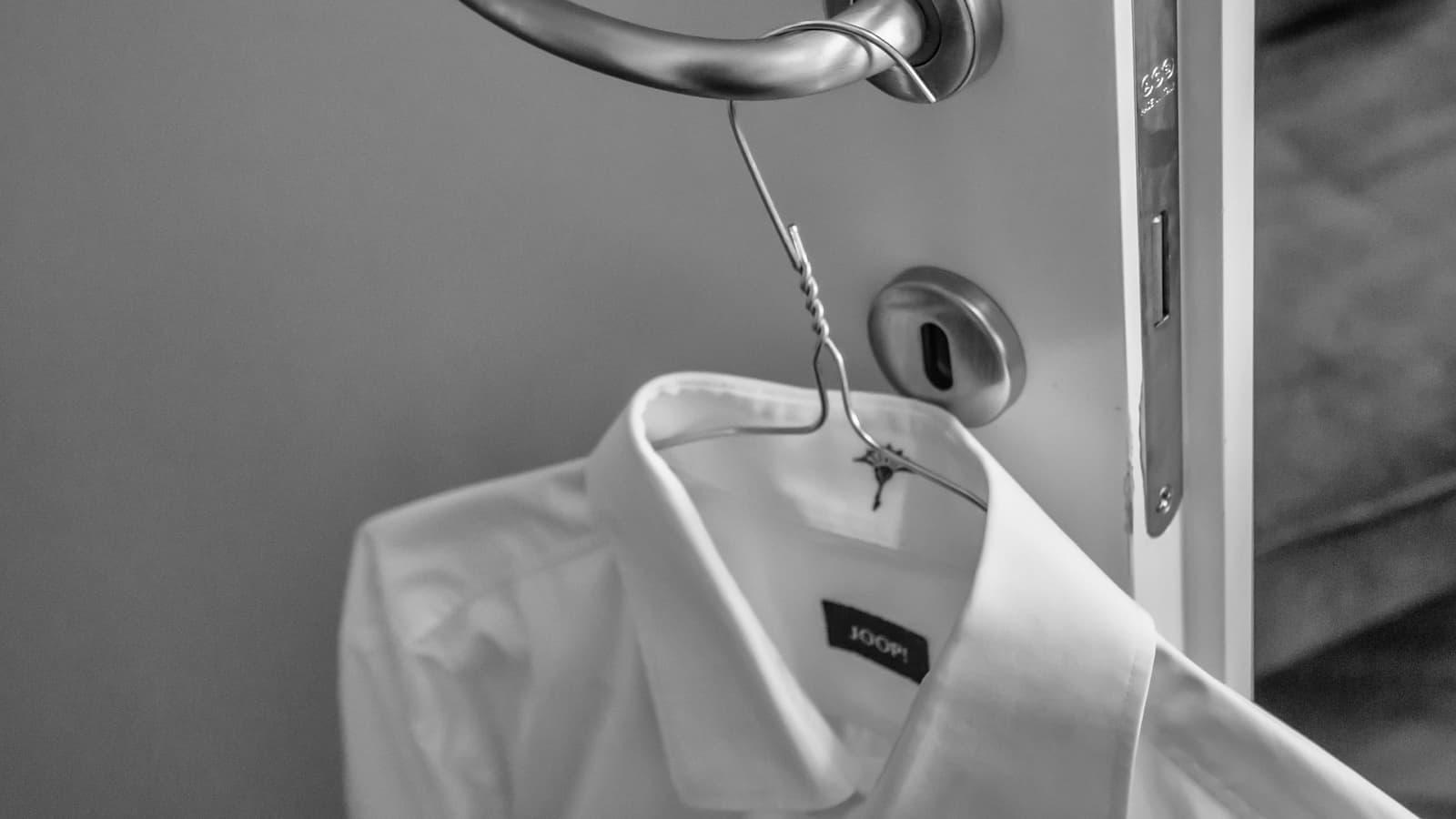 La Camisa Blanca ¿Cómo se Cuida?